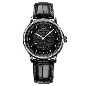 腕時計 88 Rue Du Rhone 87WA120010 Watch Origin Ladies Black Dial Quartz Movement【並行輸入品】 B00PFORXTM