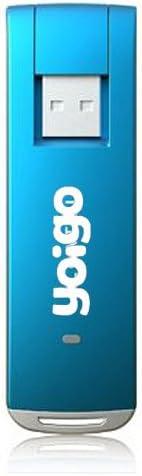 Alcatel X520D - Módem USB Yoigo, Color Azul