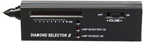 Leegoal Portable Gemstone Diamond Jeweler Tester Selector Analyzer(Black) ()