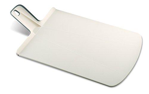 Joseph Joseph Chop2Pot Plus White Folding Chopping Board (Chop To Pot Cutting Board)