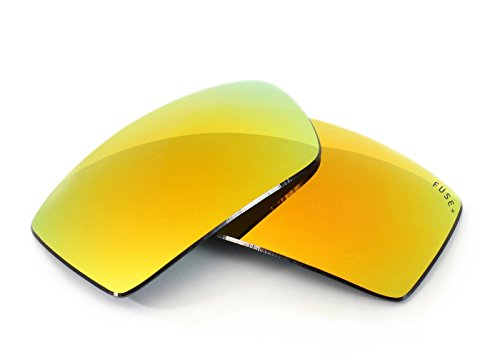 FUSE+ Cascade Mirror Polarized Lenses for Electric EC-DC - Sunglasses Electric Ec/dc