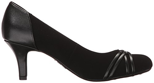 Lifestride Womens Pascal Dress Pump Black