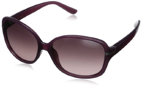 Lunette Rose Rectangulaire soleil Polaroid Purple P8419 Femme de Purple Rose pPqfd8
