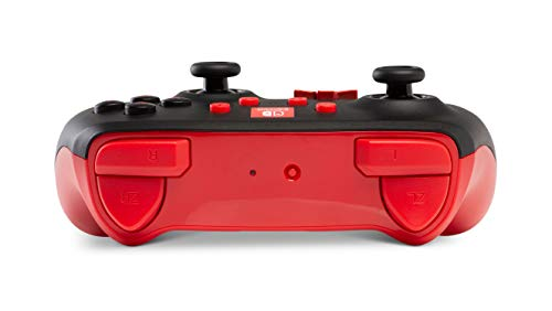 PowerA Enhanced Wireless Controller for Nintendo Switch Black