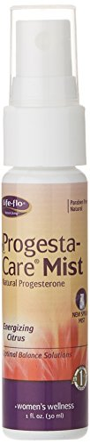 Progesta Life (Life-Flo Progesta-care Mist Energizing Citrus, 1-Ounce)