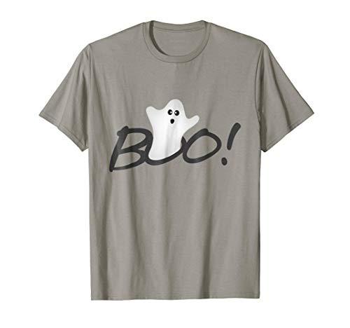 BOO ! Funny Halloween T Shirt