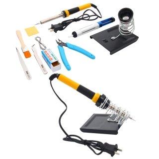 Xenia 10 en 1 110V 40W hogar caliente soldadura soldador para trabajo conjunto: Amazon.es: Electrónica