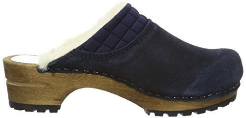 navy Sanita Open Severine Blu Donna Zoccoli 29 ZXOA6w