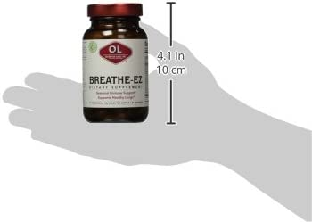 Olympian Labs Breath-EZ, 75 Capsules