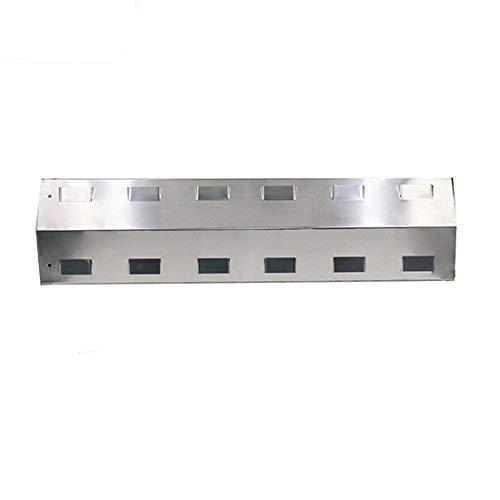 bar. b.q.s 98401 (1 Pack) escudo de calor de acero ...