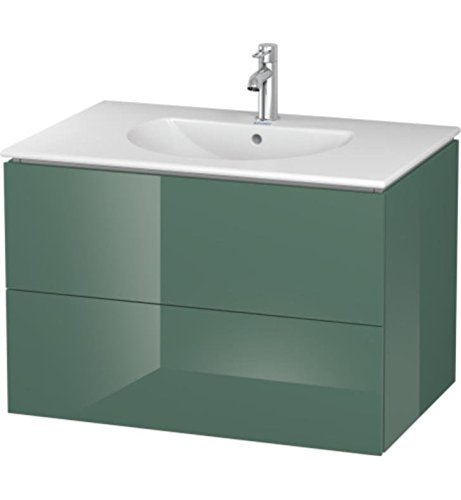 Unit Duravit Vanity (Duravit LC626207171 - Vanity unit L-Cube f. Darling 550x820x534, Mediterrenean Oak)