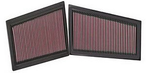 K&N 33-2940 High Performance Replacement Air Filter
