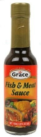 grace fish and meat sauce - 3