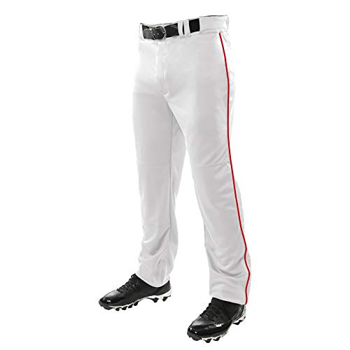 baseball pants with red piping - 8