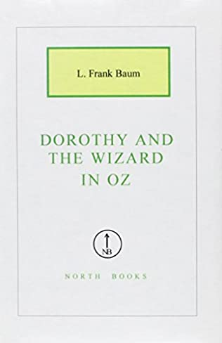 book cover of Dorothy and the Wizard of Oz