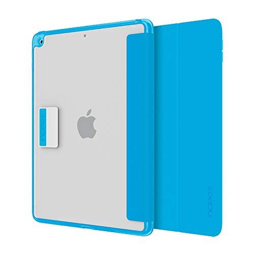 iPad (2017) Case - Incipio[Co-Molded] [Shock Absorbing] Octane Pure Case for iPad (2017) -Clear Cyan