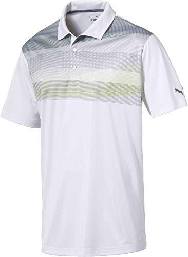 [プーマ] メンズ シャツ PUMA Men's PWRCOOL Refract Golf Polo [並行輸入品]   B07P5RZ5WT