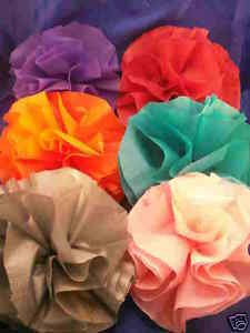 car-limousine-wedding-decoration-pom-flower-deco-puff-light-pink
