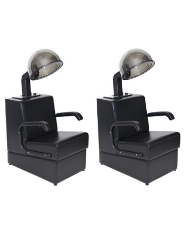 BR Beauty Set of 2 Kate Dryer & Chair Combos