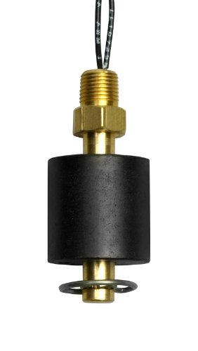 - Madison M4500 Brass Miniature Liquid Level Switch, 30 VA SPST, 1/8