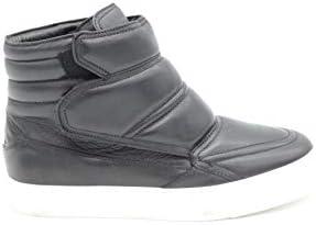 competitive price 9f928 a5376 Luxury Fashion | Alexander Mcqueen Mens MCBI36888 Black Hi ...