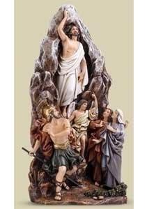 Uffizi Collection Joseph's Studio The Resurrection Figurine, 11.5-Inch