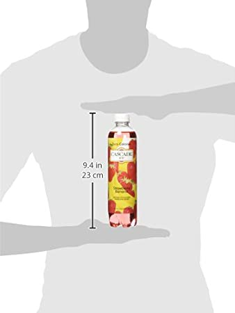 Cascade Ice Zero Cal Sparkling Water, Strawberry Banana, 17.2 Fluid Ounce (Pack of 12): Amazon.com: Grocery & Gourmet Food