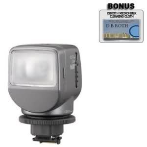 3-Watt Camcorder Video Light For The Samsung HMX-F90, QF30 Digital Camcorder GBROTH AMZ1DCCV1800-737