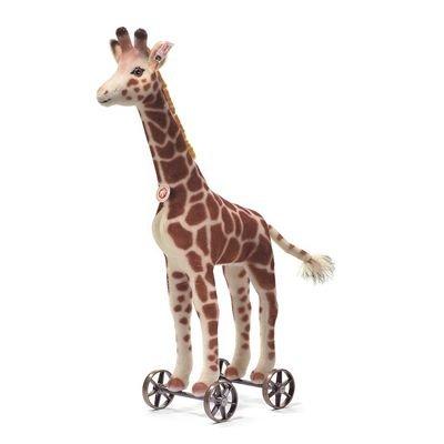 036026 - Steiff - Giraffe auf Rädern - limitiert 1000 Stück