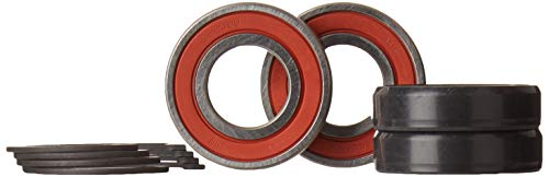 (REPLACEMENTKITS.COM - Brand Fits EZGO Rear Axle Bearing & Seal 2 Pack Axle Kit 611931 15112G1-)