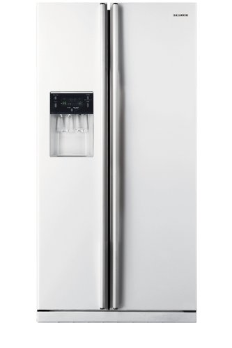 Samsung RSA1UTWP Independiente 501L A+ Blanco nevera puerta lado a ...