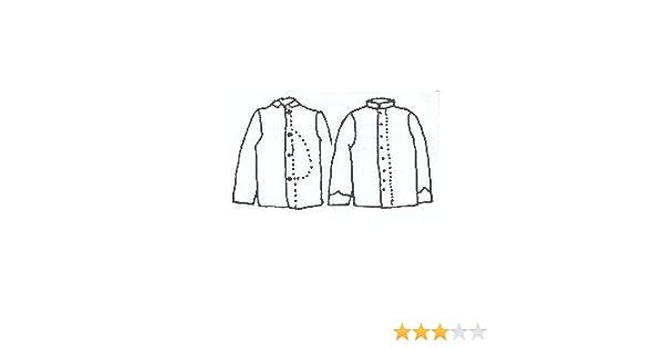 Boys Union Sack or Confederate Regimental Coat Pattern (Size- Large 12-14)