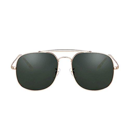 de Conducción Protección Gafas Lente Tinta Hombres 1 Color Gafas 2 DT Verde Sol Retro UV E1wxqEUd