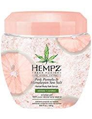 Himalayan Pink Salt Body Scrub - 8