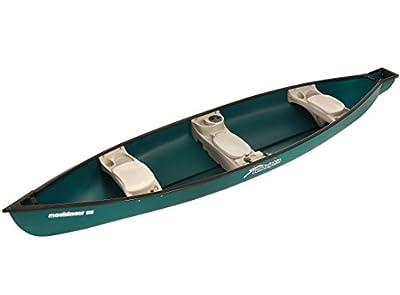 Sun Dolphin Mackinaw Stainless Steel Canoe, 15'6