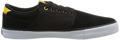 Dvs Jarvis Skate Schoen - Mens Zwart Suede Cliche