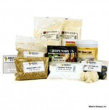 Brewer'sBest® 1008 Continental Pilsner Package (Classic) Home Brew Ingredient Kit, 5 gallon, Straw