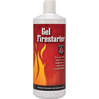 Meeco's Red Devil Gel Fire Starter - 12 Bottles, Model# 432C by Meeco Red Devil