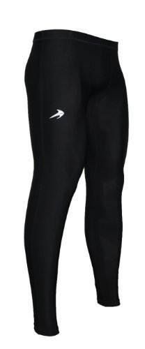 CompressionZ Men's Compression Pants - Athletic Base Layer Tights for Basketball, Cycling, Gym, Workout, Yoga - Performance Running Leggings / Rash Guard - Winter Sport Thermal Underwear for Men