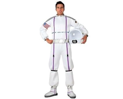 Atosa-17273 Disfraz Astronauta, Color blanco, M-L (17273 ...