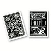 MMS Cards Tally Ho Fan Back (Black) - (Tally Ho Fan)