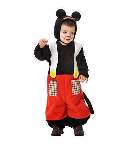 DISBACANAL Disfraz ratón Bebe - Único, 24 Meses: Amazon.es ...