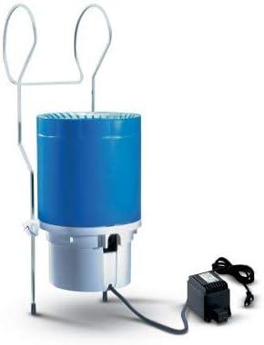 Skimmer Sumergible Si 4000 Flexy 3,6 m3/h, Completo de Cartucho y Gancho para Piscinas con Anillo Hinchable: Amazon.es: Jardín