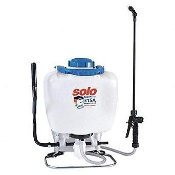 Amazon.com: Solo Backpack Sprayer 4 gal. Viton(R