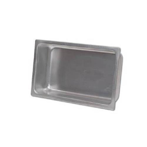 Royal Industries Spillage Pan, Aluminum,  12