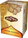 Yogi Tea - Lemon Ginger, 16 bag