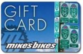 Mike's Bikes Gift Card