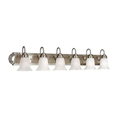 Millennium Lighting 486 6 Light Bathroom Vanity Light,