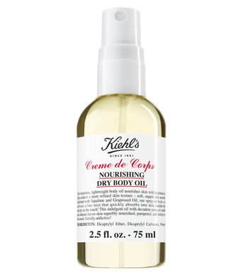 - Creme de Corps Nourishing Dry Body Oil - 2.5oz