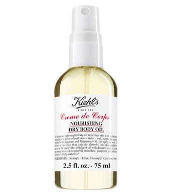 Creme de Corps Nourishing Dry Body Oil - 2.5oz
